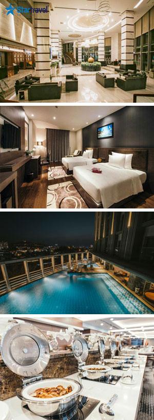 GÓI 1: MALIBU BEACH HOTEL VŨNG TÀU 4 SAO