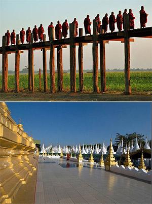 Ngày 04: BAGAN - MANDALAY