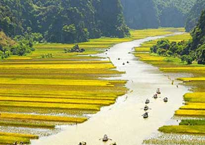 Tour du lịch  Hà Nội Nam Thiên Đệ Nhị Động 4 ngày từ Sài Gòn