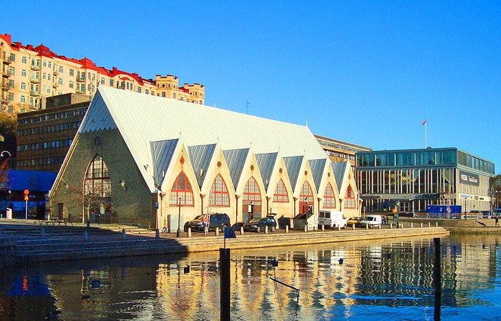 Frederikshavn - Gothenburg (Thụy Điển) - Oslo (Na Uy)