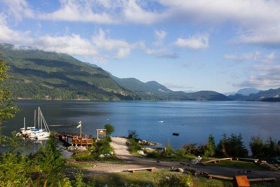 Hạt Telemark - Vemork - Bergen, Na Uy