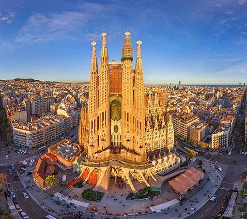 Barcelona, Tây Ban Nha - Du thuyền