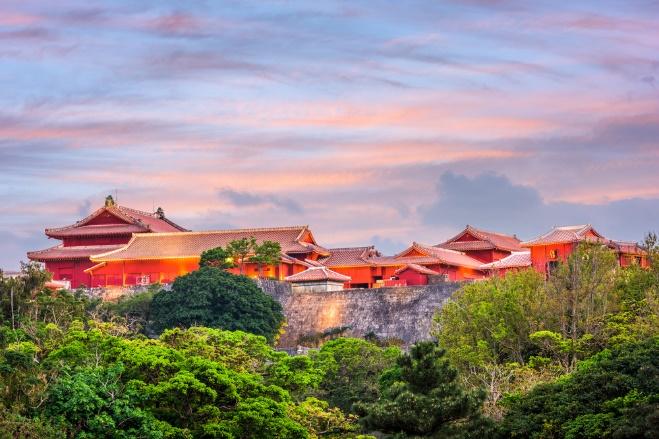 Thành Phố Okinawa, Nhật Bản