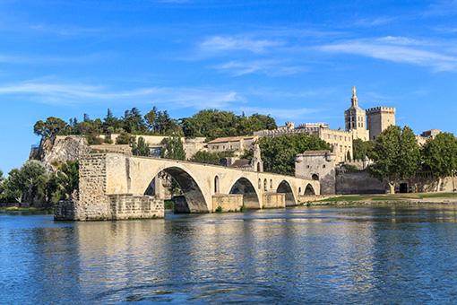 Nice - Avignon, Pháp