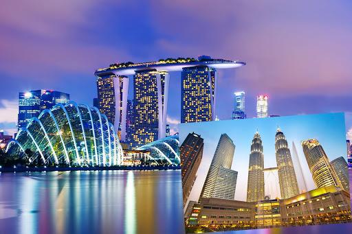 Khám phá Singapore - Malaysia