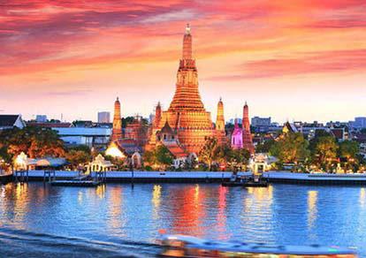 Thái Lan: vương quốc của những nụ cười thân thiện