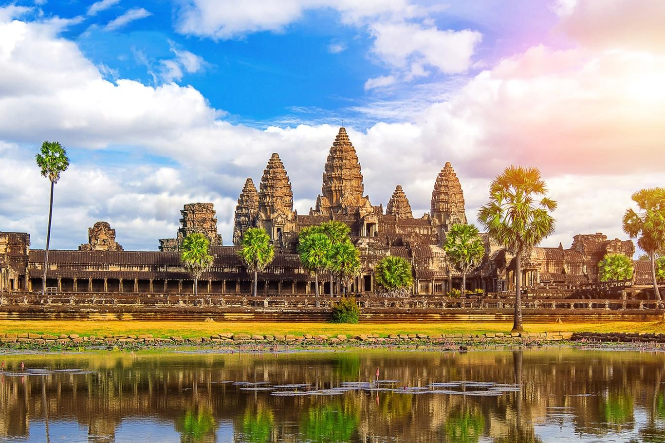 Khám phá đất nước Campuchia
