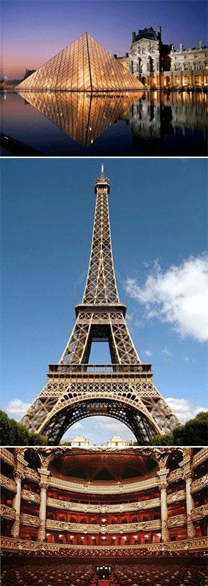 PARIS (Ăn: Sáng, Trưa, Tối)