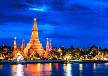 Trải nghiệm Thái Lan cùng với ưu đãi hấp dẫn