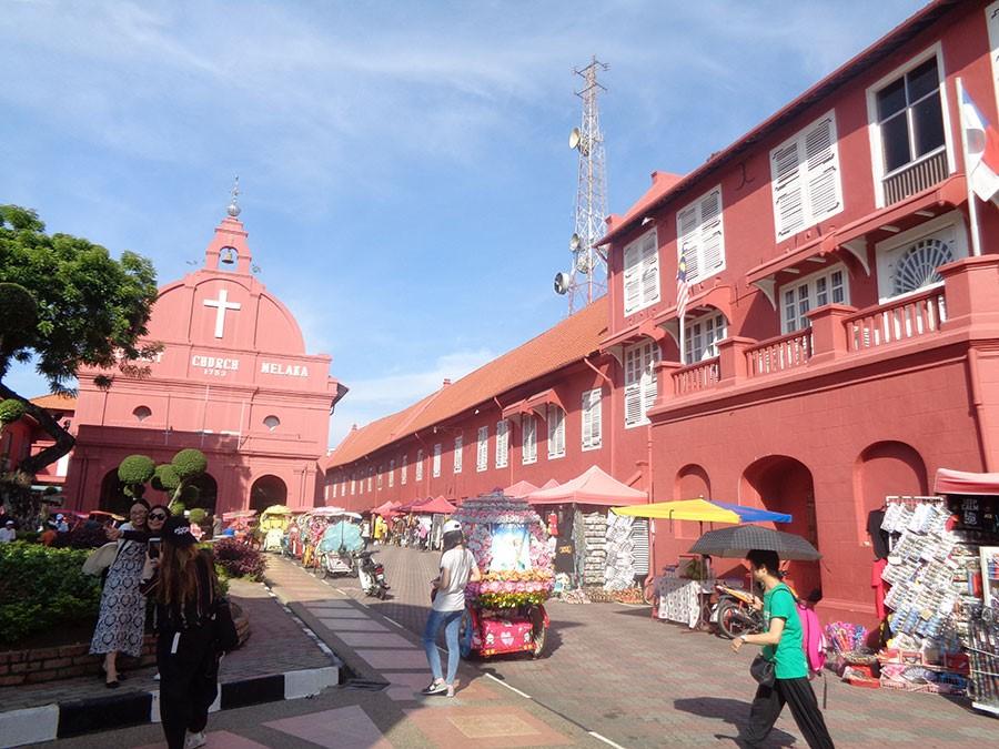 Tham Quan Malacca, Malaysia