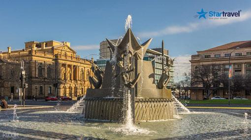 Khám phá Adelaide, Nam Úc.