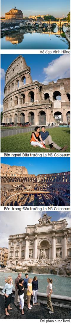 ROME, Ý (Ăn: S/T/T)