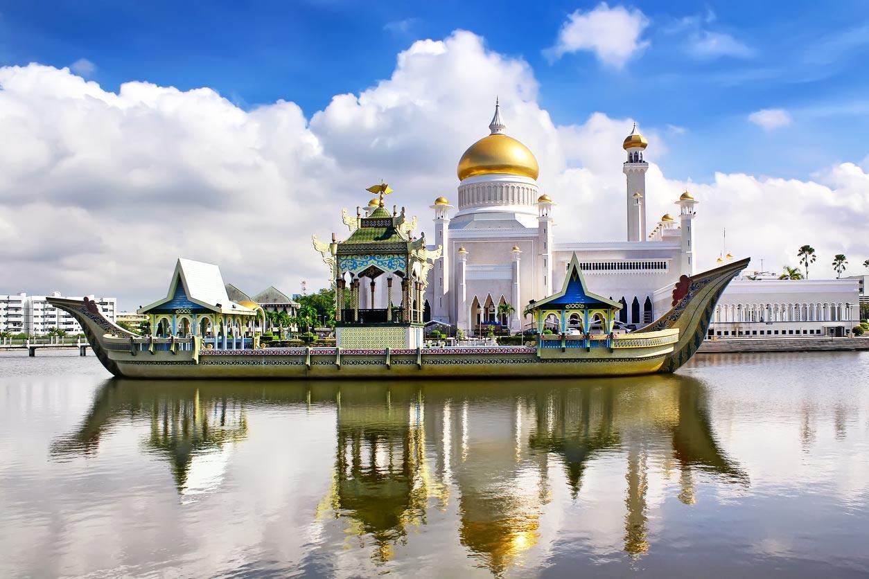 Khám phá Brunei huyền bí