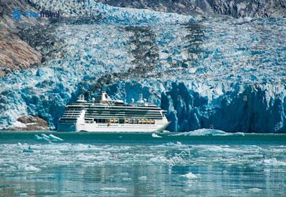 Trải nghiệm mùa hè Alaska cùng du thuyền 5 sao Ovation of the Seas