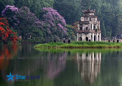 Tour du lịch Hà Nội - Sapa - Fansipan 4 ngày Khuyến mãi Vietnam Airlines