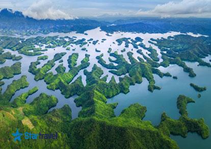 Tour du lịch Tây Nguyên - Hồ Tà Đùng - Khu Du Lịch Dambri - Tu Viện Bát Nhã 2 ngày từ Sài Gòn