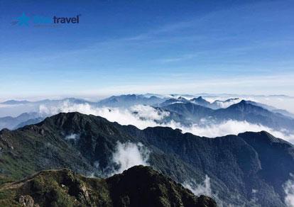 Tour du lịch Miền Bắc - Lào Cai - Sapa - Fansipan mùa Thu 3 ngày từ Sài Gòn