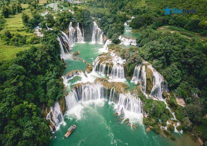 Tour du lịch Đông Bắc - Cao Bằng - Hà Giang - Thác Bản Giốc 6 ngày bay Vietnam Airlines