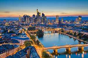 Ngày 04: Brussels - Tàu Rhine Cruise, Đức - Frankfurt