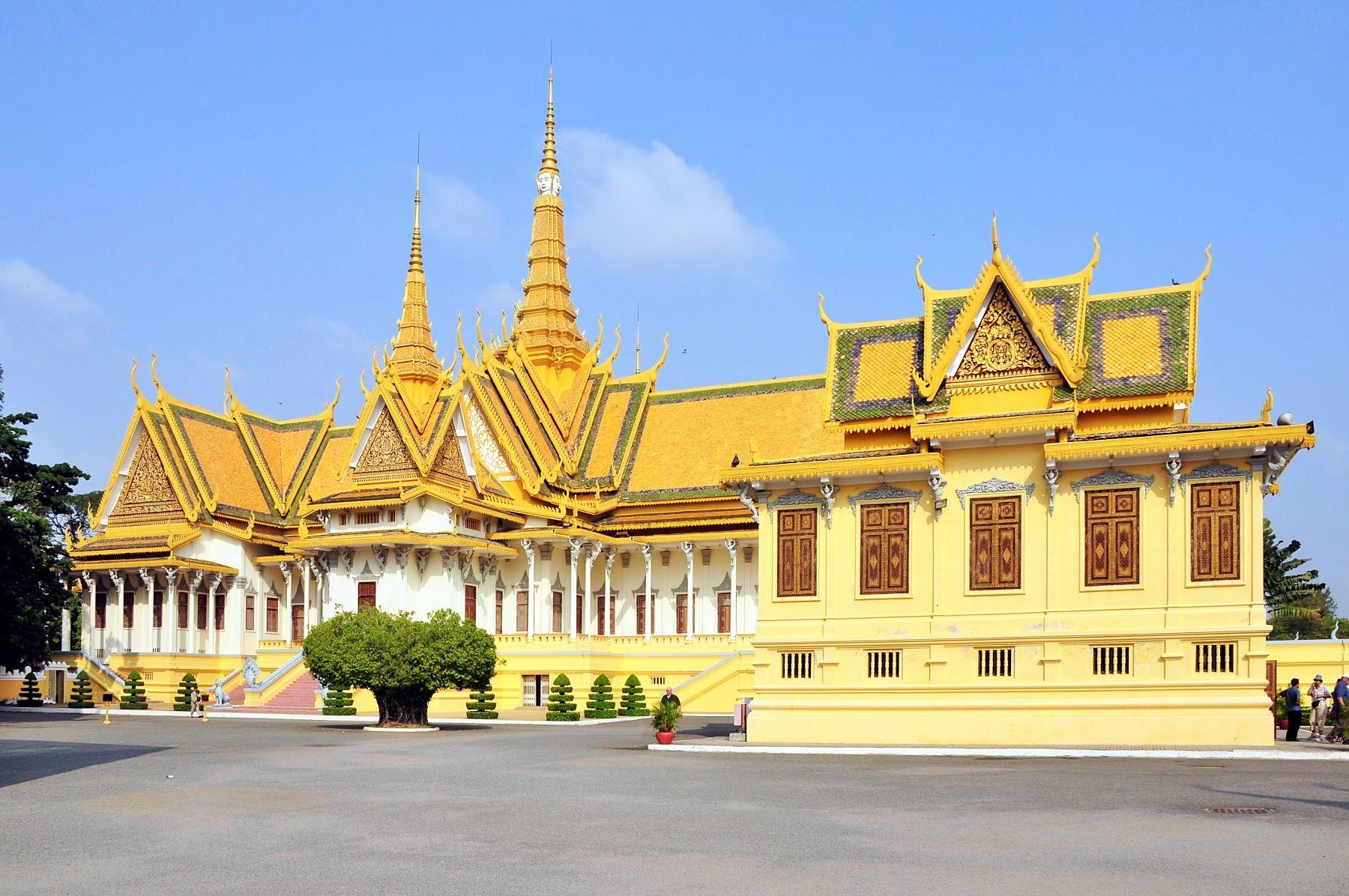 Ngày 03: SIEM RIEP - PHNOM PENH