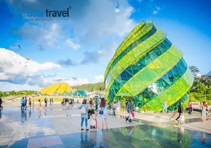 Tour du lịch Đà Lạt tham quan trang trại rau và hoa mùa Thu 3 ngày từ Sài Gòn
