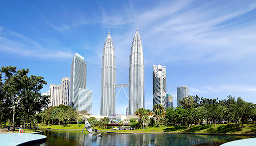 Tham Quan Kuala Lumpur, Malaysia