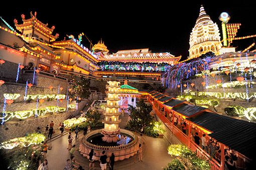 Tham Quan Penang, Malaysia
