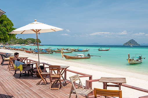 Tham Quan  Phuket, Thái Lan