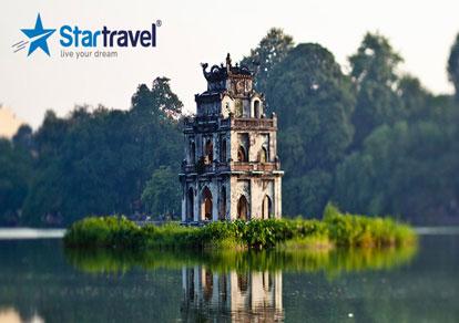 Tour du lịch Hà Nội - Ninh Bình - Chùa Bái Đính - Tràng An - Hạ Long - Tuần Châu
