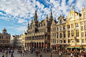 Ngày 03: London - Brussels, Bỉ