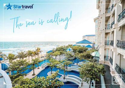 Lan Rừng Phước Hải resort 4 sao - The Sea Is Calling