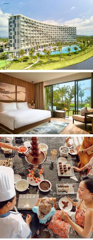 GÓI 1: Mövenpick Resort Waverly Phu Quoc