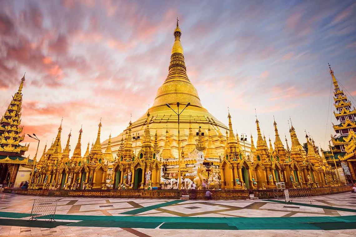 Khám phá miền đất Phật Myanmar