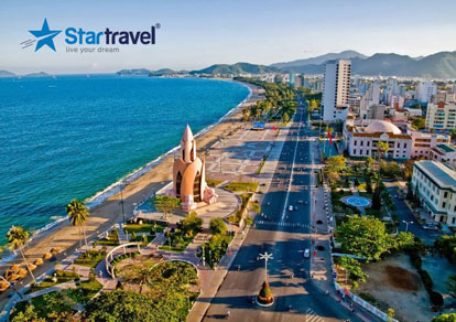 Tour du lịch Nha Trang - Vinpearl Land - Đảo Bình Hưng 4 ngày khởi hành từ Sài Gòn