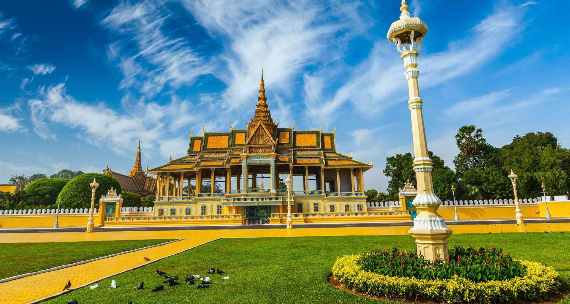 Ngày 04:  PHNOM PENH - HỒ CHÍ MINH