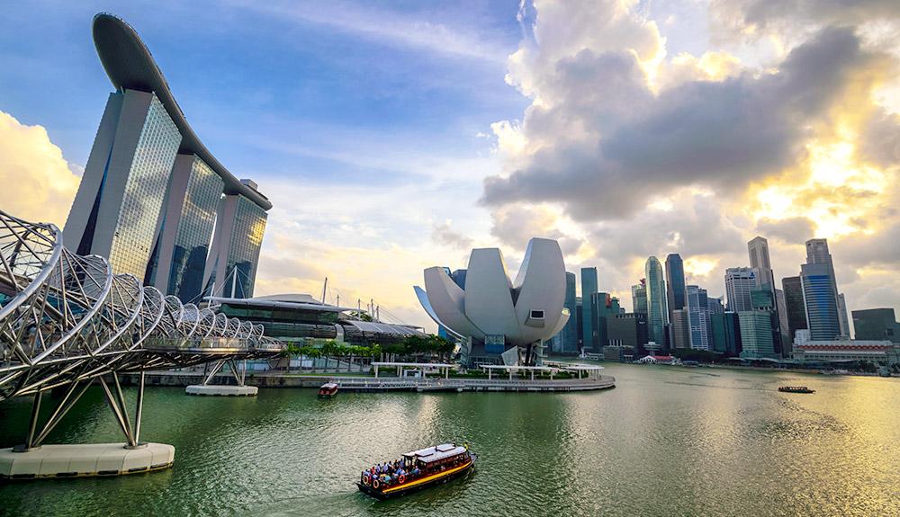 NGÀY 3:  SINGAPORE - HỒ CHÍ MINH