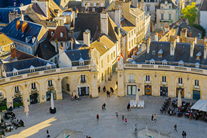 Ngày 09: Dijon, Pháp
