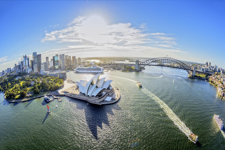 Tour du dịch Úc