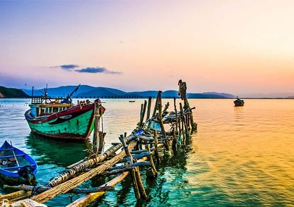 Tour du lịch Quy Nhơn – Bãi Dứa – Eo Gió mùa Thu khởi hành từ Sài Gòn