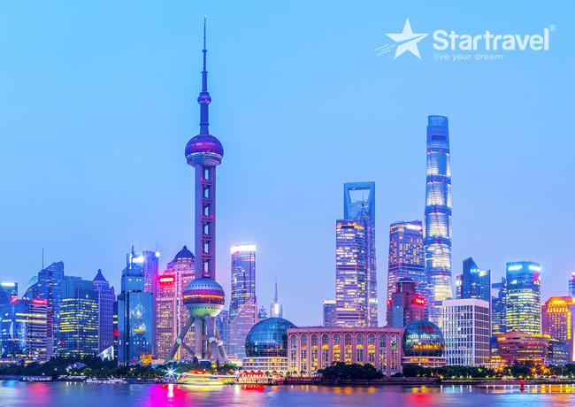 Hải trình khám phá Thượng Hải - Fukuoka cùng siêu du thuyền Spectrum of the Seas