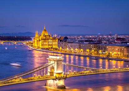 Khám phá 4 thành phố lãng mạn bậc nhất Châu Âu