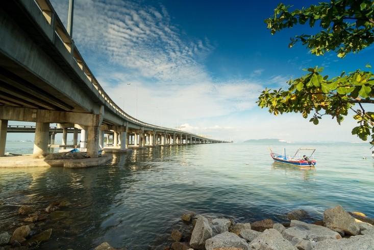 Du Thuyền - Penang, Malaysia