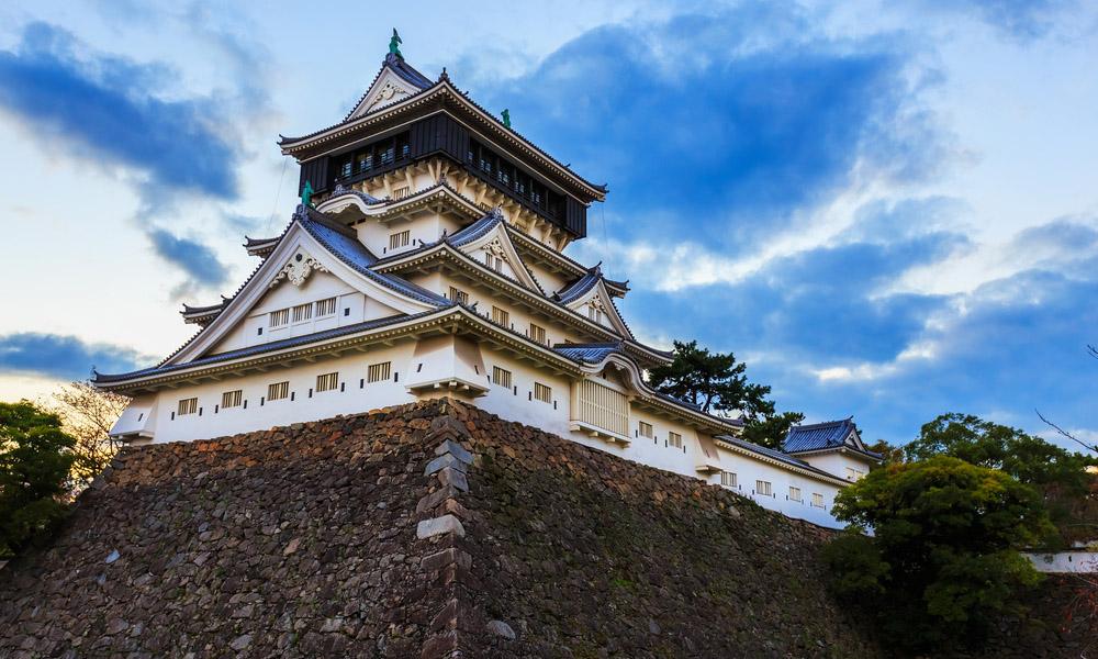 Fukuoka Kokura Castle