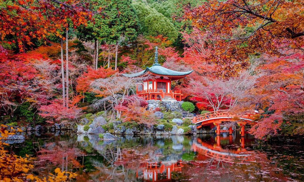 Đền Daigo-ji Kyoto