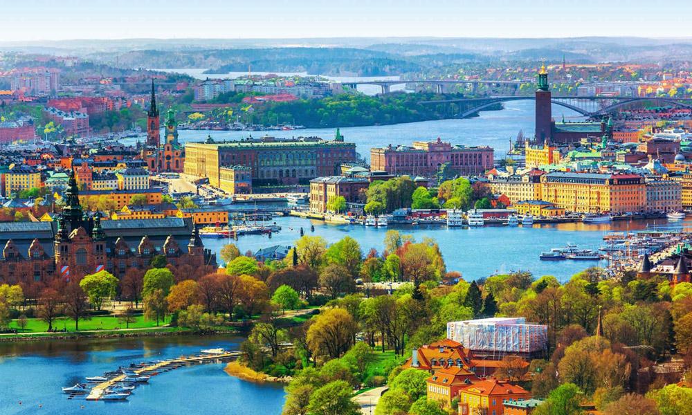 Stockholm Thụy Điển