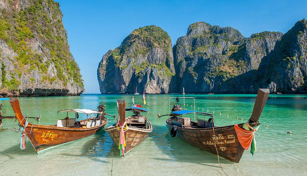 du thuyền 5 sao biển đảo tuyệt đẹp Phuket