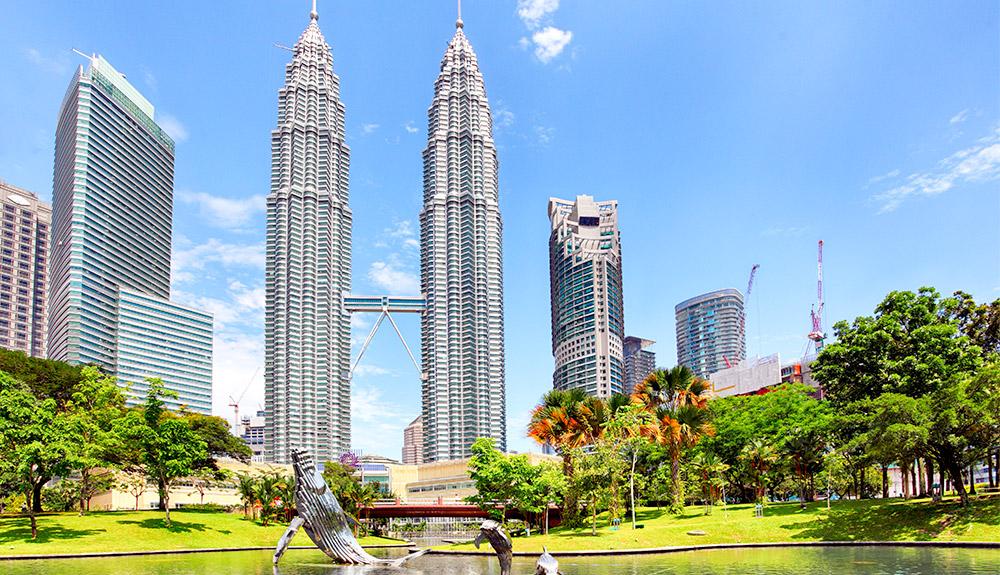 Du thuyền 5 sao quang cảnh Kuala Lumpur