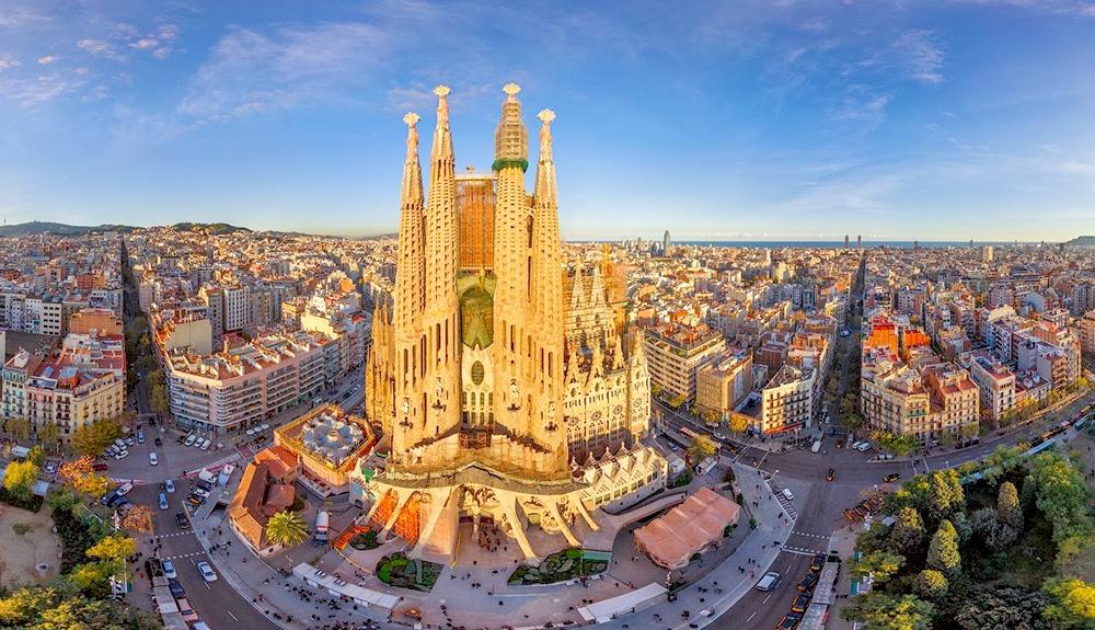 Du thuyền 5 sao thành phố Barcelona