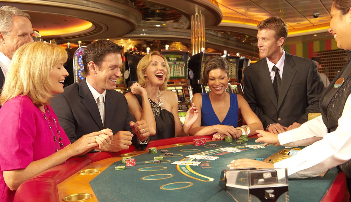 du thuyền 5 sao casino trên du thuyền