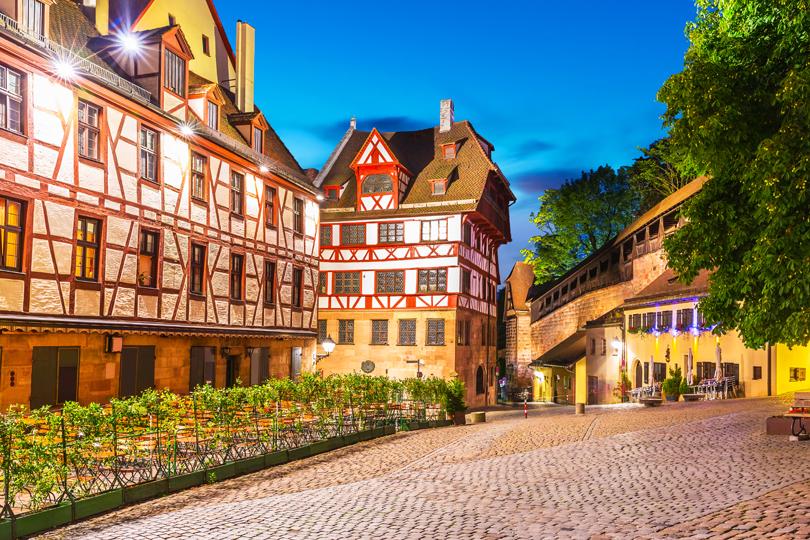 Nuremberg, từ thành trì Trung Cổ đến phố cổ bình yên